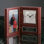 Book Clock Executive Gifts & Awards