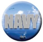 Ball Marker Navy Patriotic Awards